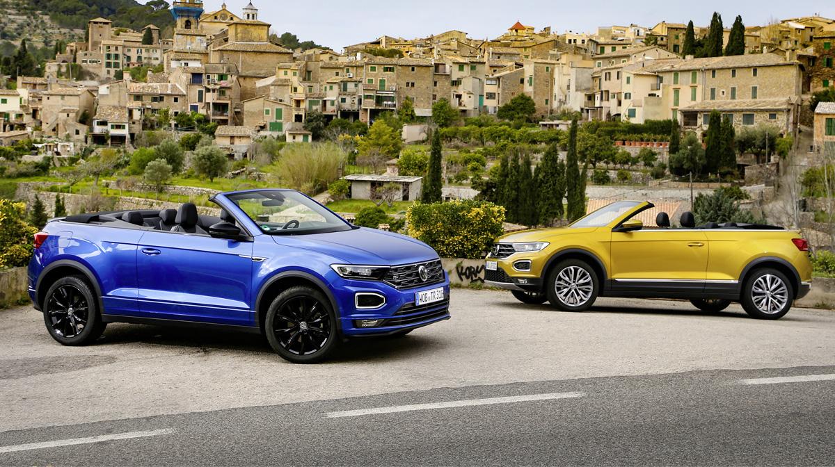 Электромобиль Volkswagen ID.3 превратится в кабриолет?