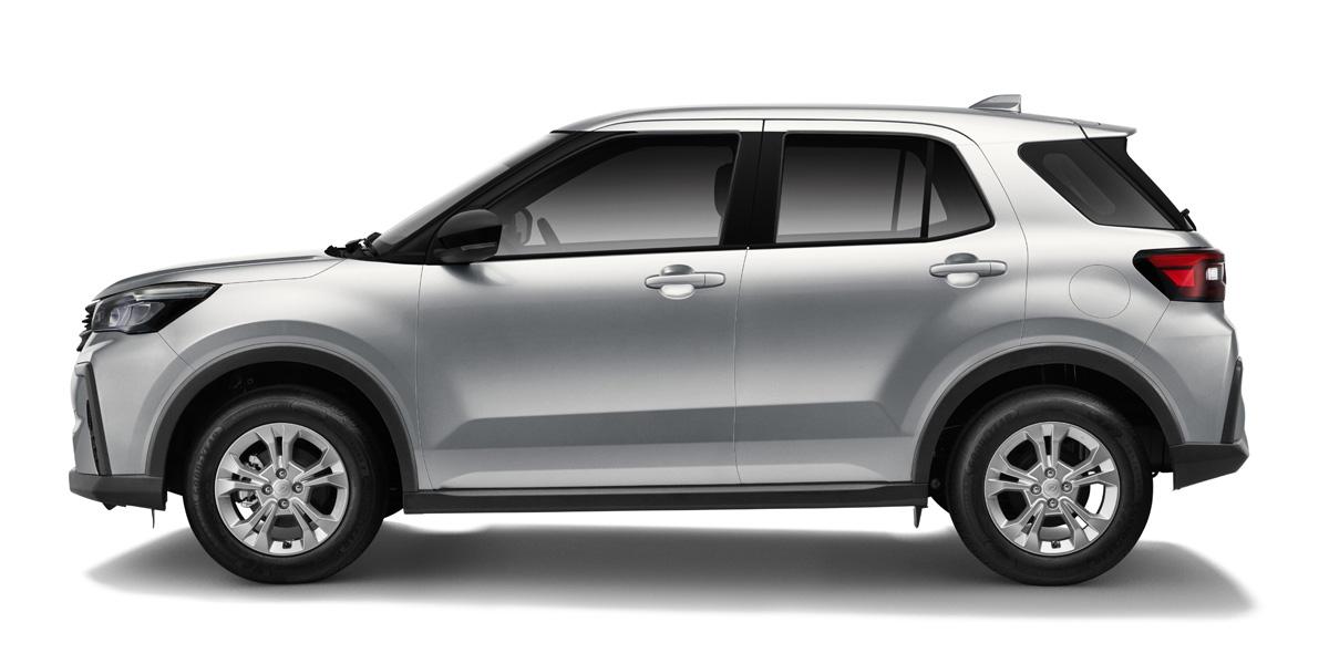 Кроссовер Perodua Ativa откроет новую эру для компании
