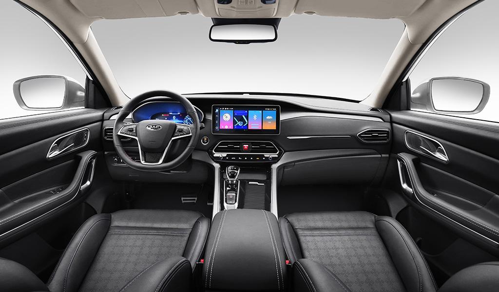 Кроссовер JAC S7 выходит на российский рынок без полноприводной версии: обозначена стартовая цена