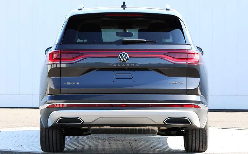 На подходе большой кроссовер Volkswagen Talagon