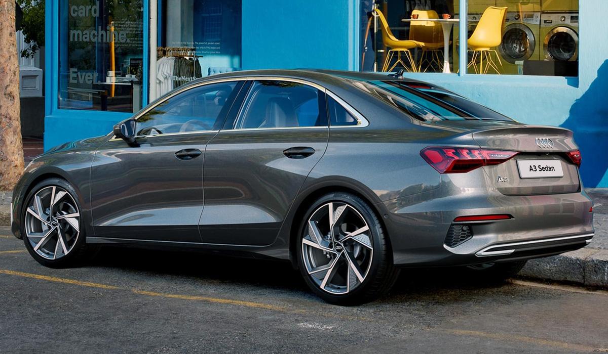 Audi A3 нового поколения:моторная гамма урезана-один мотор для России