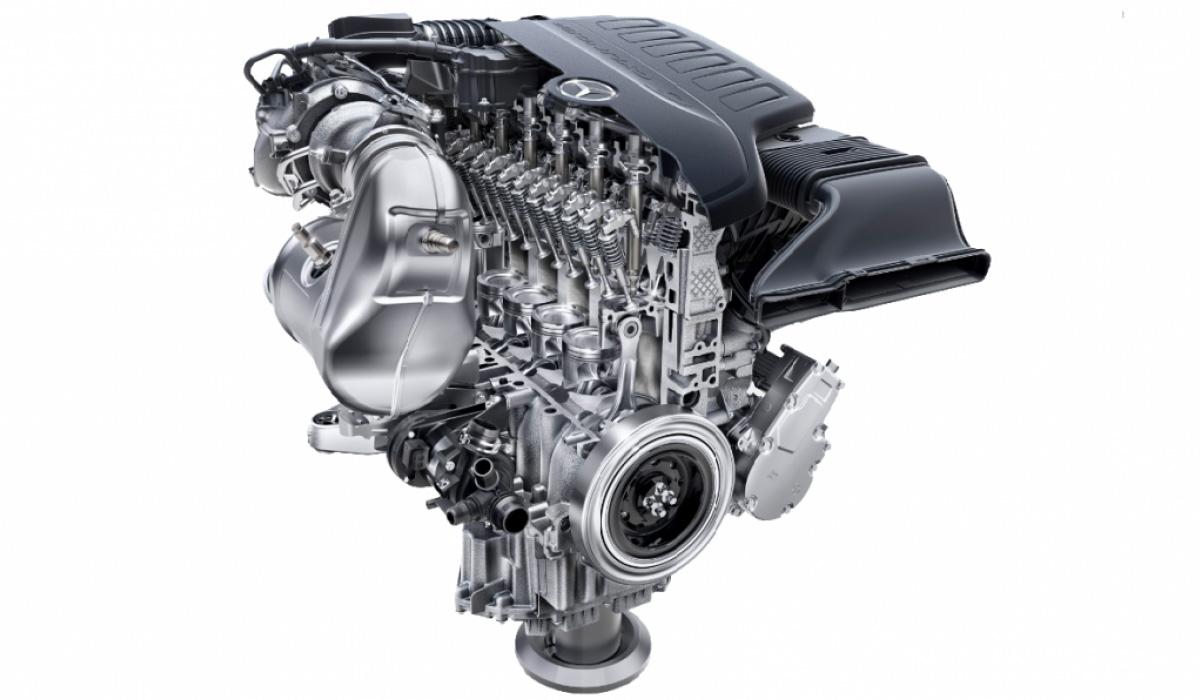 Mercedes подготовил шестицилиндровый мотор 2.5