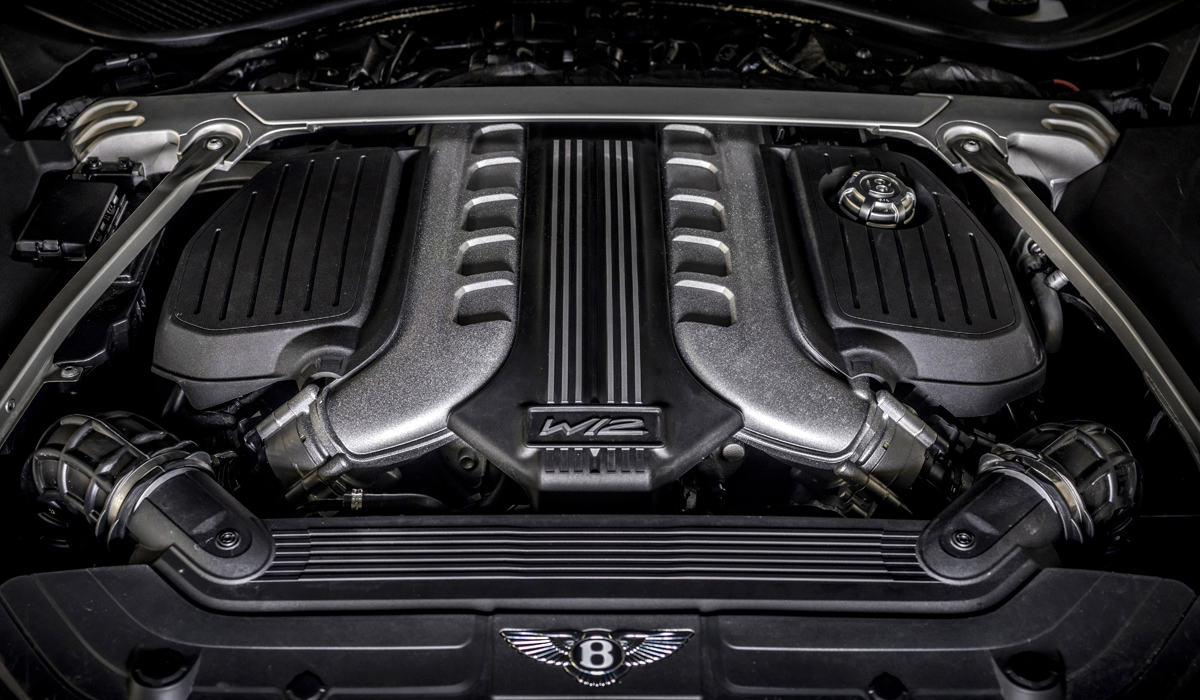 Новый Bentley Continental GT Speed: самый экстремальный в гамме