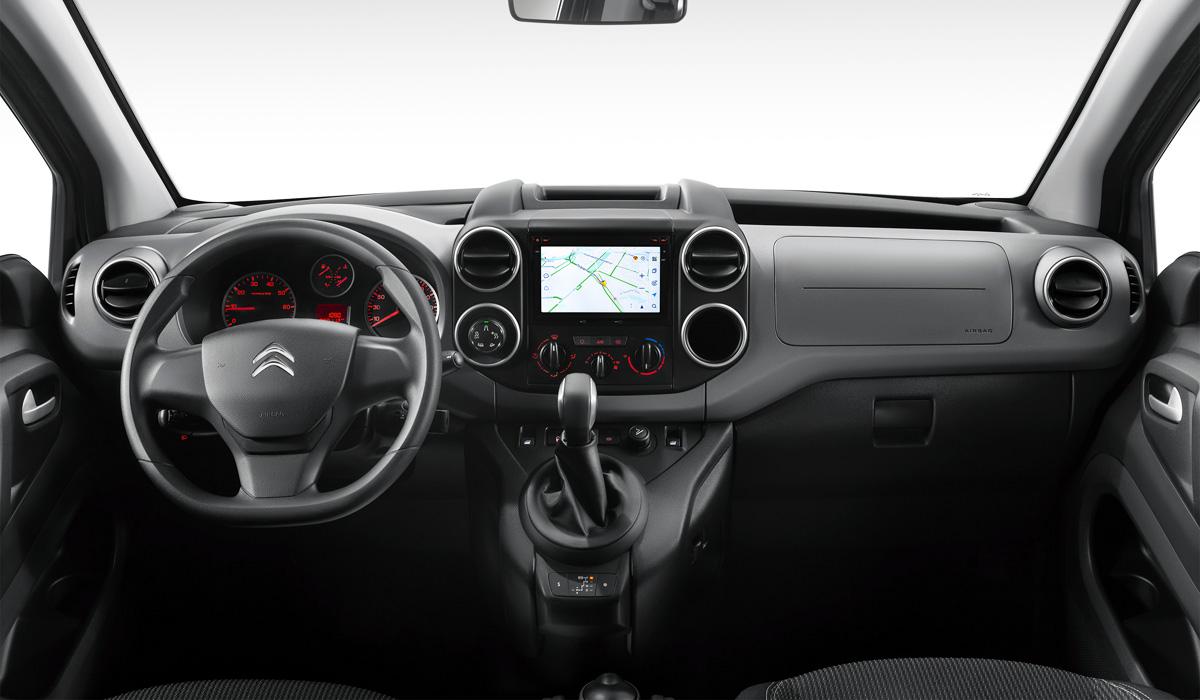 Пассажирский Citroen Berlingo вернулся в Россию: объявлены цены