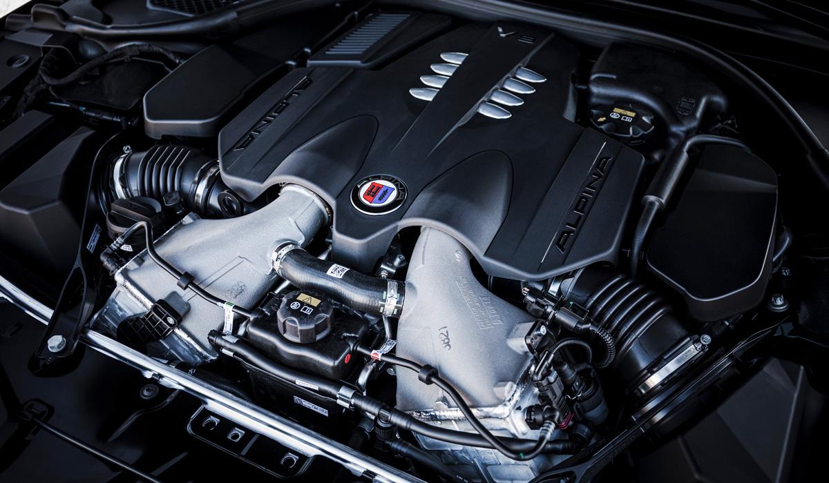 Антиэмка BMW Alpina B8 Gran Coupe открыла новую гамму
