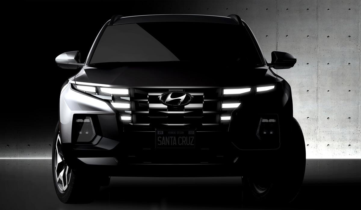 Пикап Hyundai Santa Cruz готов к дебюту