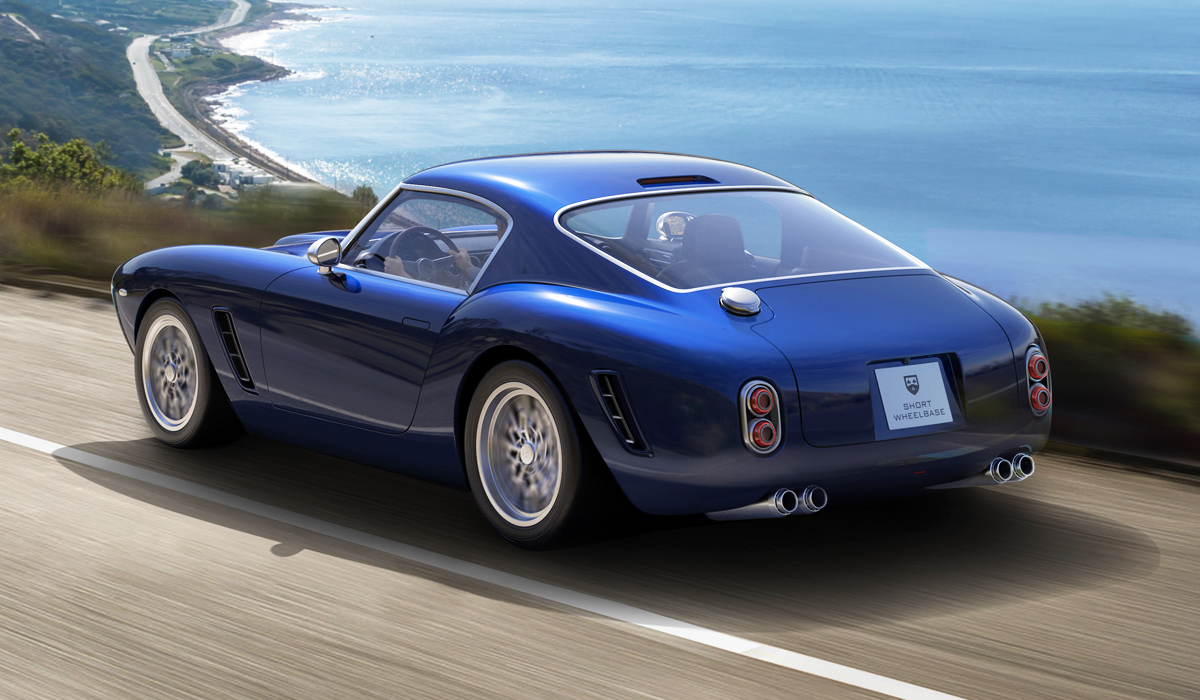 Компания RML представила суперкар по мотивам Ferrari 250