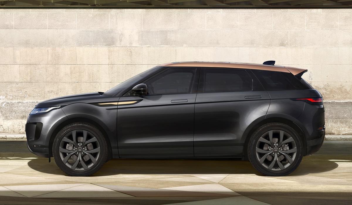 Range Rover Evoque: две спецверсии, но в России будет только одна