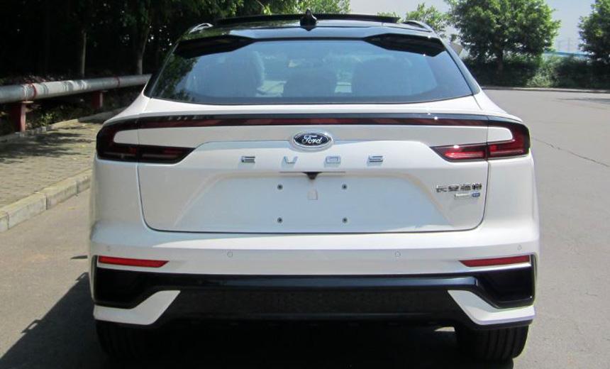 Кросс-лифтбек Ford Evos на смену Mondeo: подробности