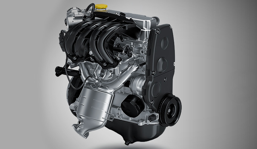 Лада Гранта обзавелась новым 90-сильным двигателем