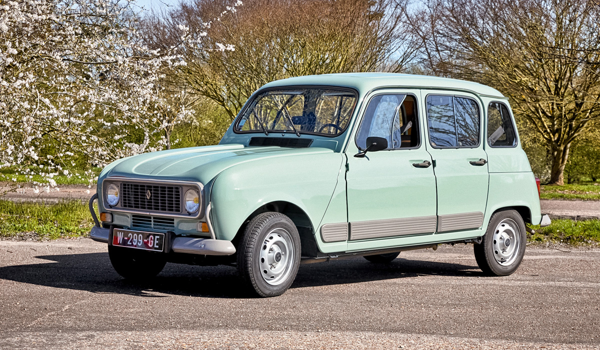 Запатентован возрождаемый Renault 4