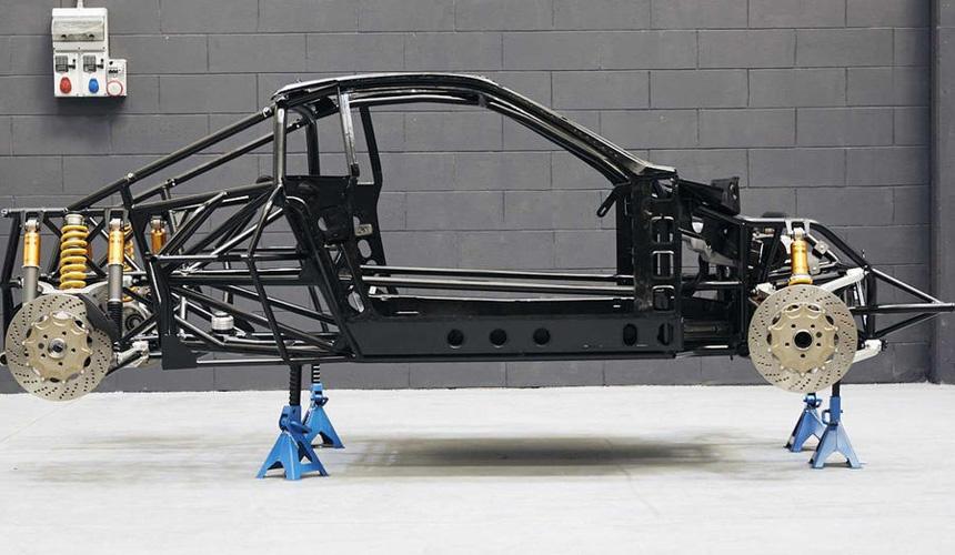 Спорткар Lancia 037: силами фирмы Kimera подготовлен рестомод Evo37