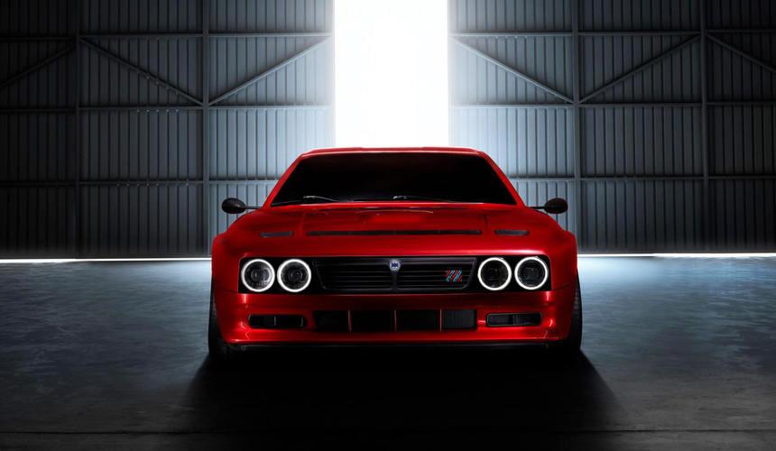 Спорткар Lancia 037 возрожден силами фирмы Kimera