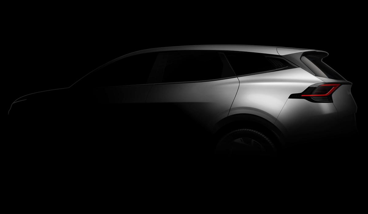 Kia Sportage нового поколения накануне премьеры