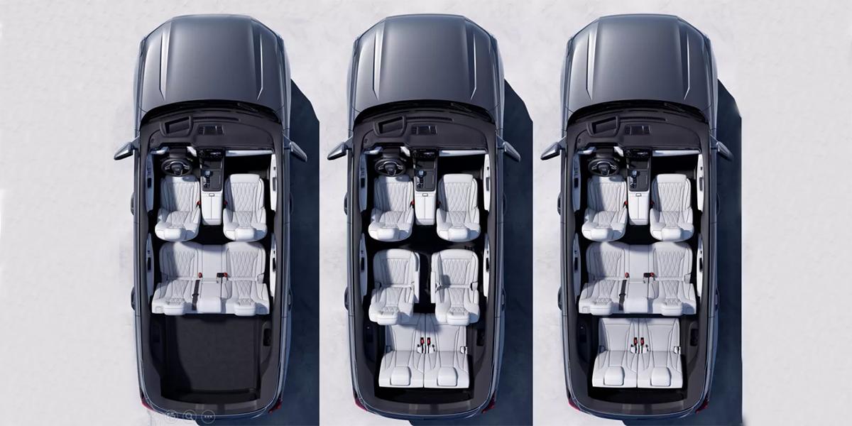 Кроссовер GAC GS8 второго поколения выходит на рынок