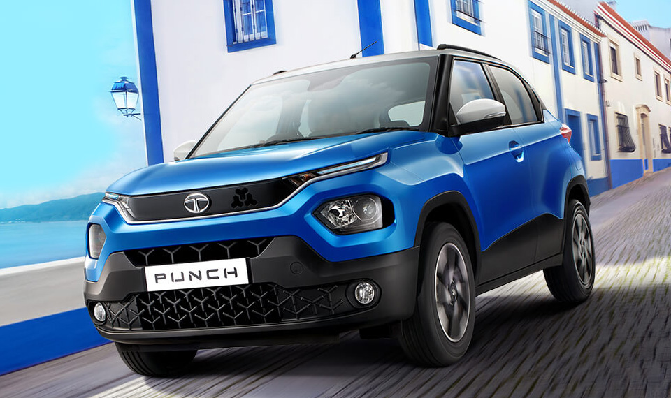 Представлен компактный паркетник Tata Punch
