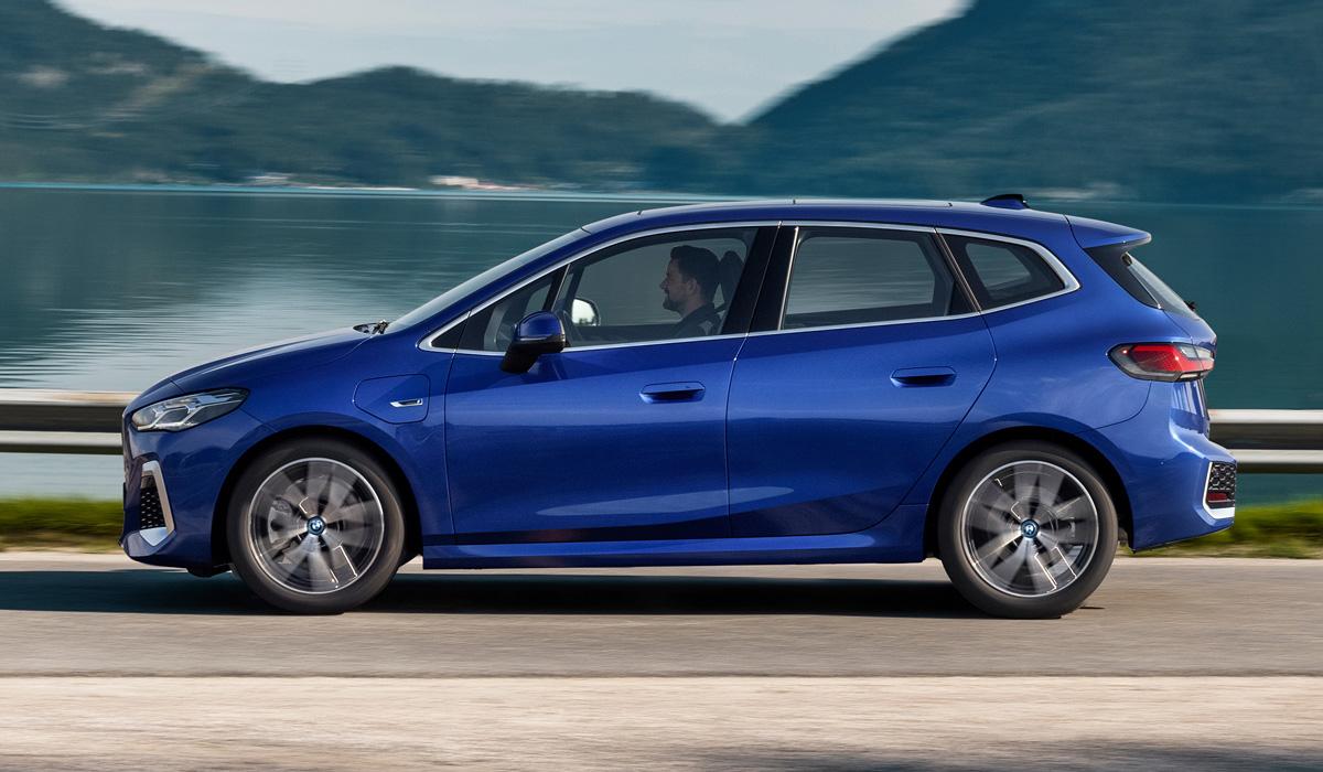 Представлен BMW второй серии Active Tourer нового поколения
