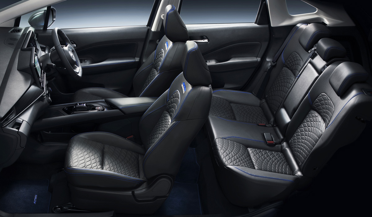 Хэтчбек Nissan Note: новая версия Crossover