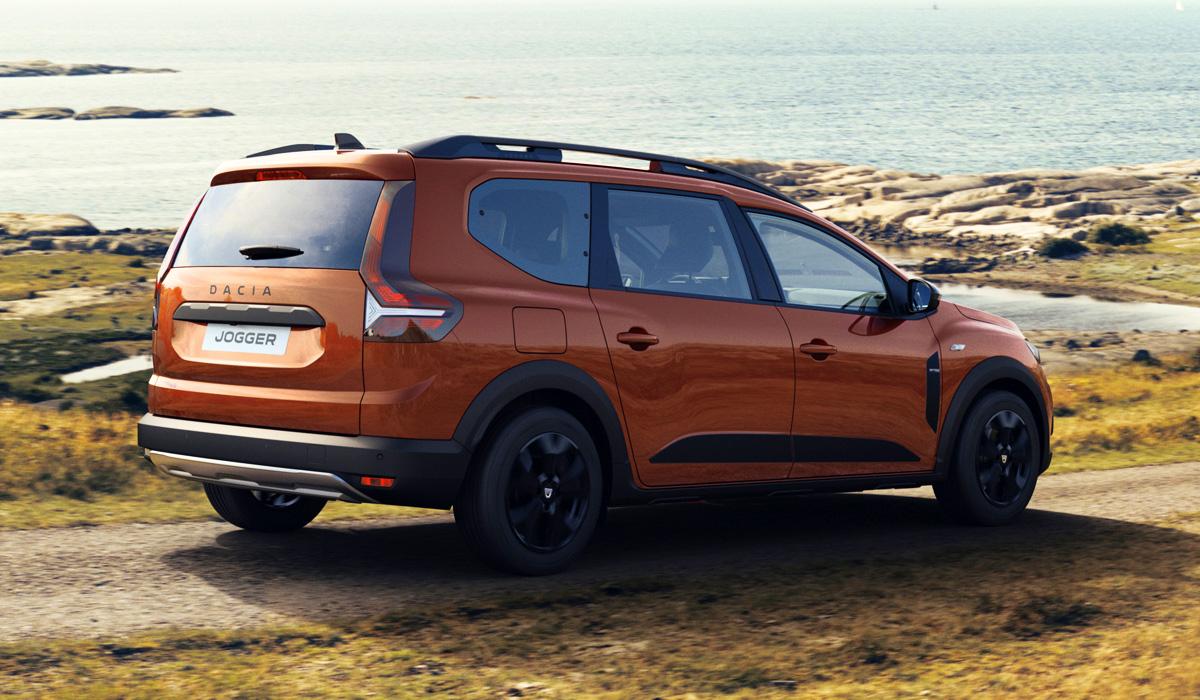 Представлен новый семиместный универсал Dacia Jogger. Будущий Ларгус?