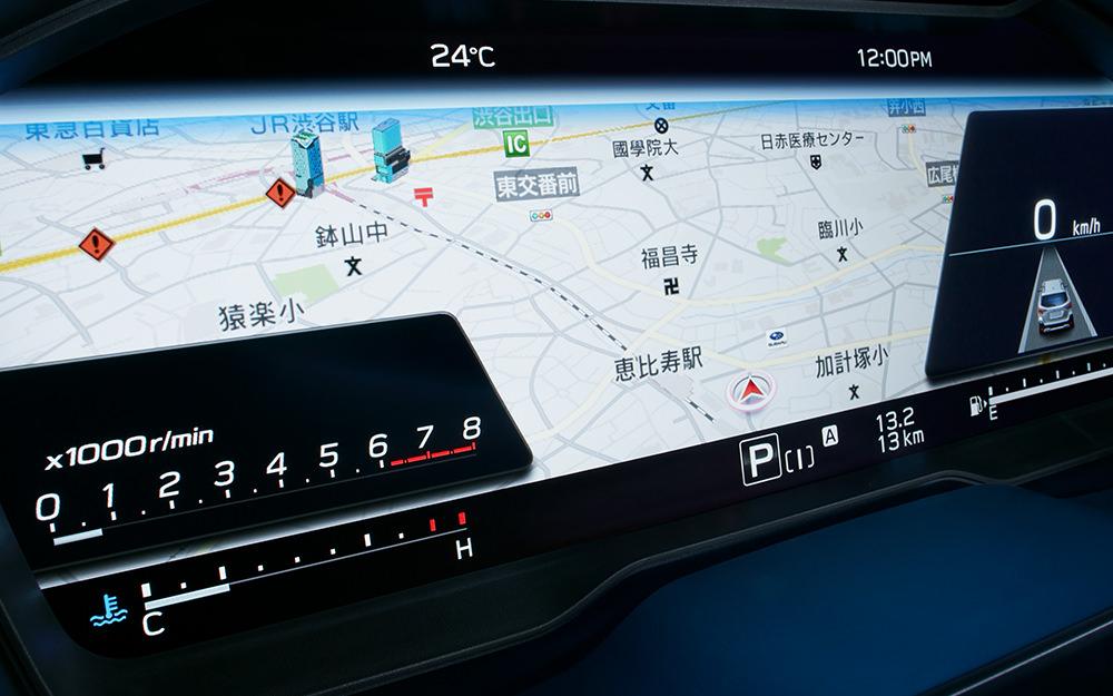 Новый Subaru Legacy Outback: свой мотор и новое оснащение