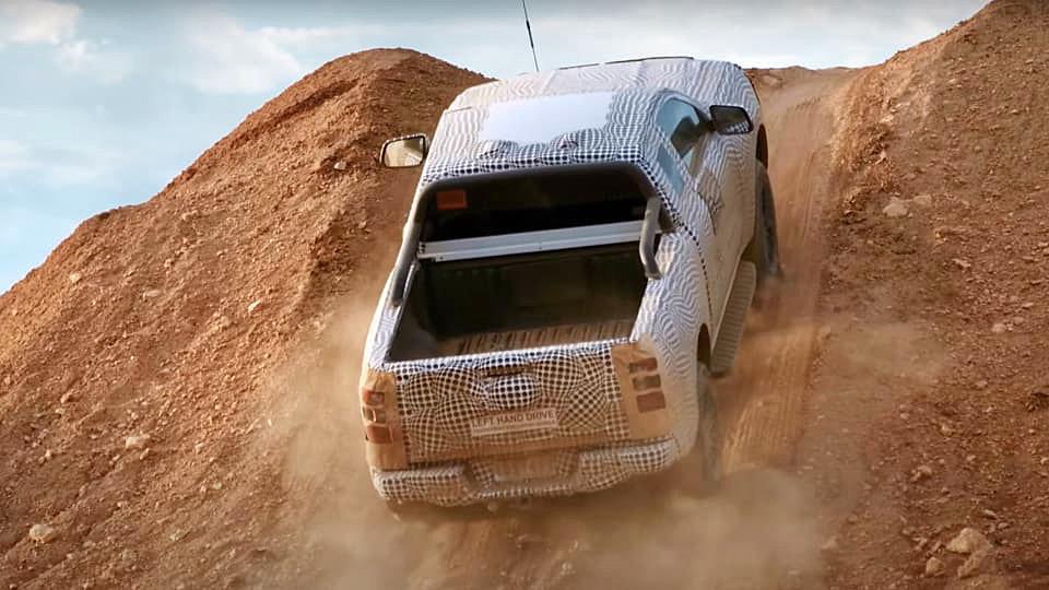 На подходе пикап Ford Ranger нового поколения