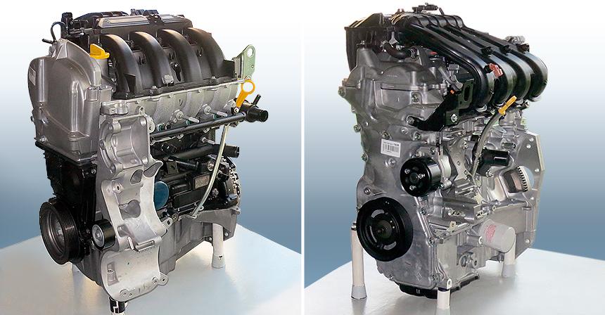 Двигатели для ваз в 2015 году