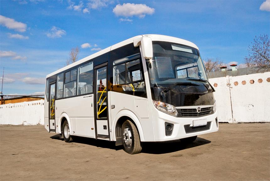 автобусы паз фото новые марка сделана так