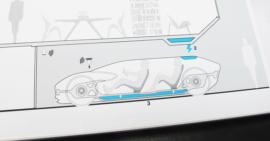 Рэно  представил электрический демо-автомобиль Symbioz
