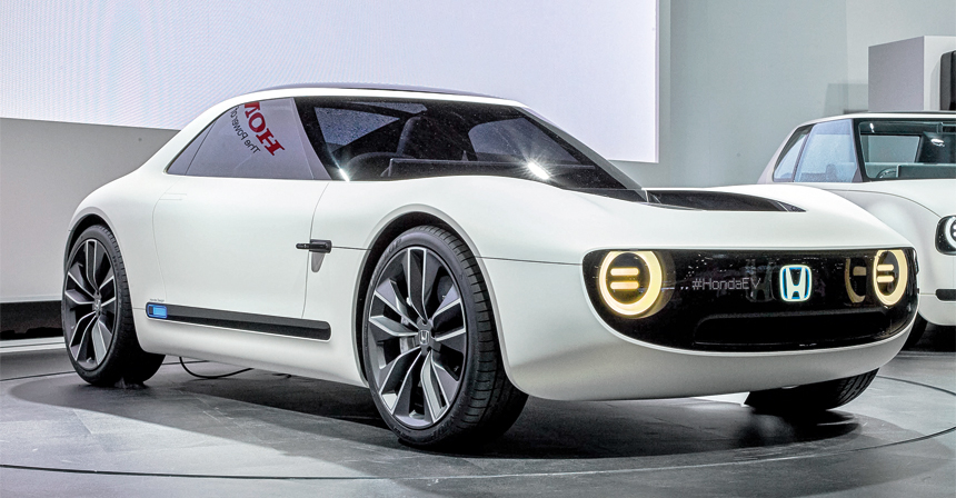 Лучшие новинки Токийский автосалон 2017 — автомобили из будущего