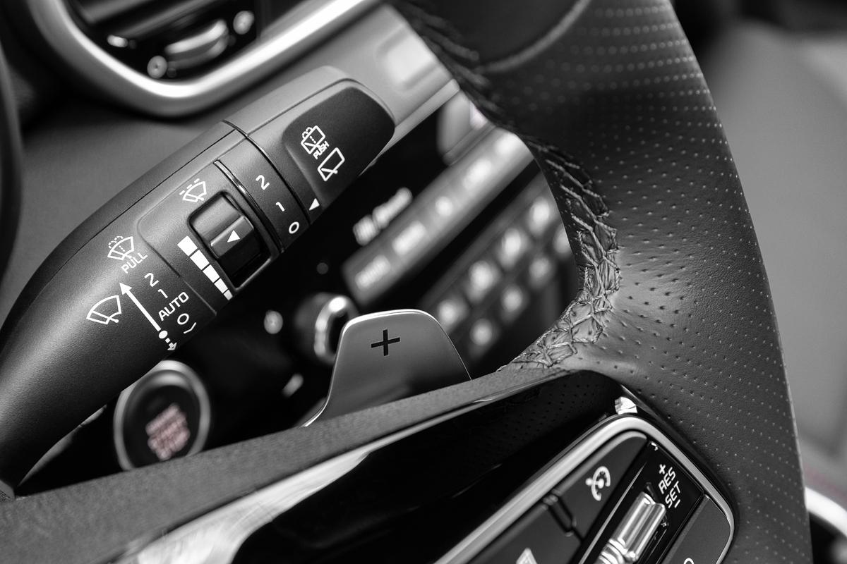 Обновленный Kia Sportage: мотор 2.4 GDI или восьмиступенчатый автомат?
