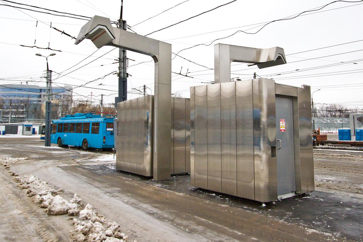 Так выглядят зарядные устройства Группы ГАЗ...