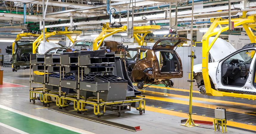 Заводы работа на конвейерах москва фольксваген транспортер т4 1996г
