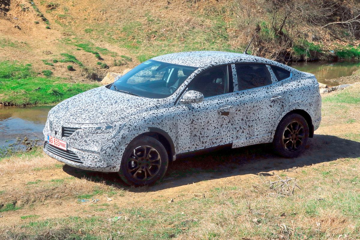 Мы уже знаем, как едет кроссовер Renault Arkana с новым турбомотором и вариатором