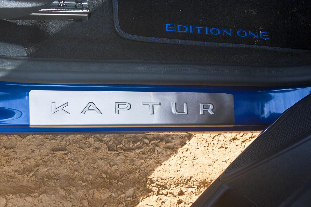 В исполнении Edition One автомобиль укомплектован полным набором опций — от «именных» ковриков до камер кругового обзора. Даже первые три ТО входят в цену автомобиля. Остается доплатить только 14 тысяч рублей за штатную навигацию