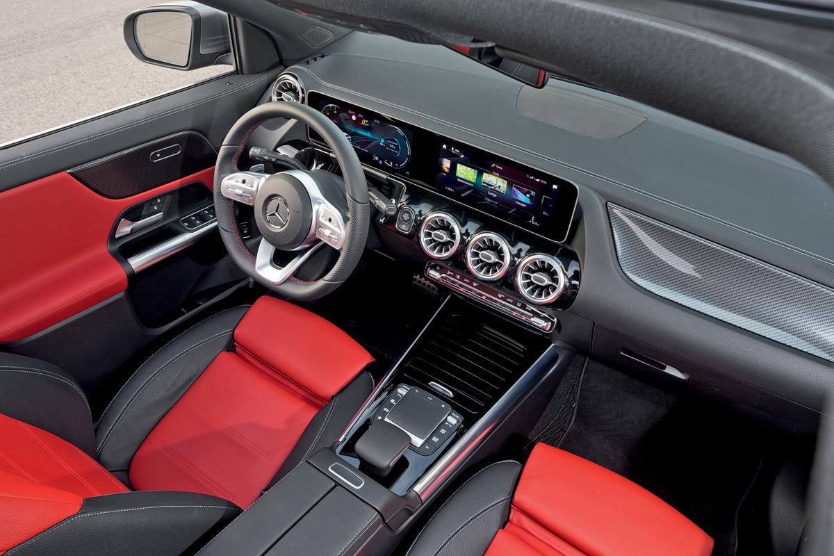 Mercedes-Benz GLA: восемь вердиктов журналистов Авторевю
