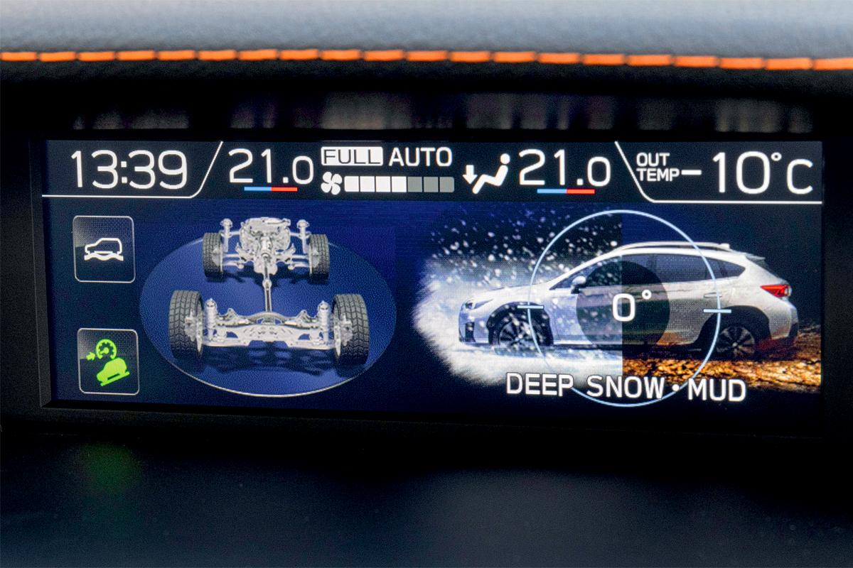 Как едет Subaru XV с настроенной по-новому электроникой и подвеской?