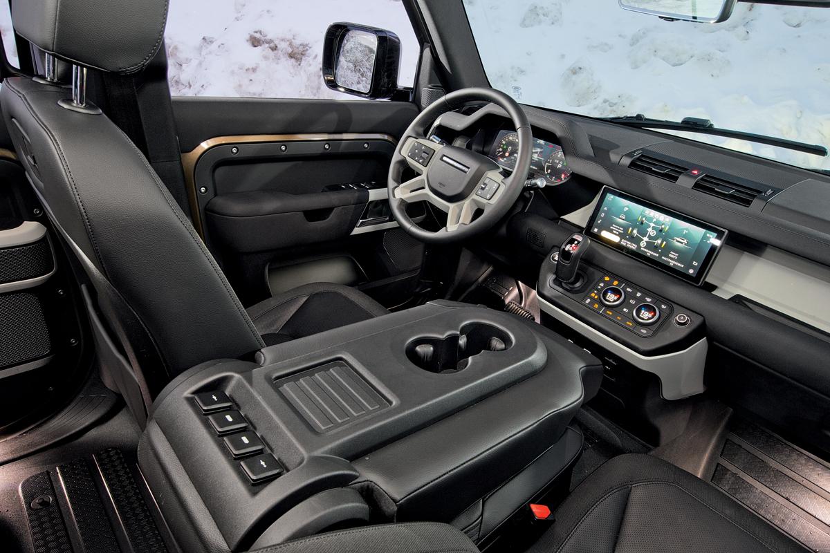 Land Rover Defender 110: плюсы и минусы. Восемь мнений журналистов Авторевю и приглашенных авторов