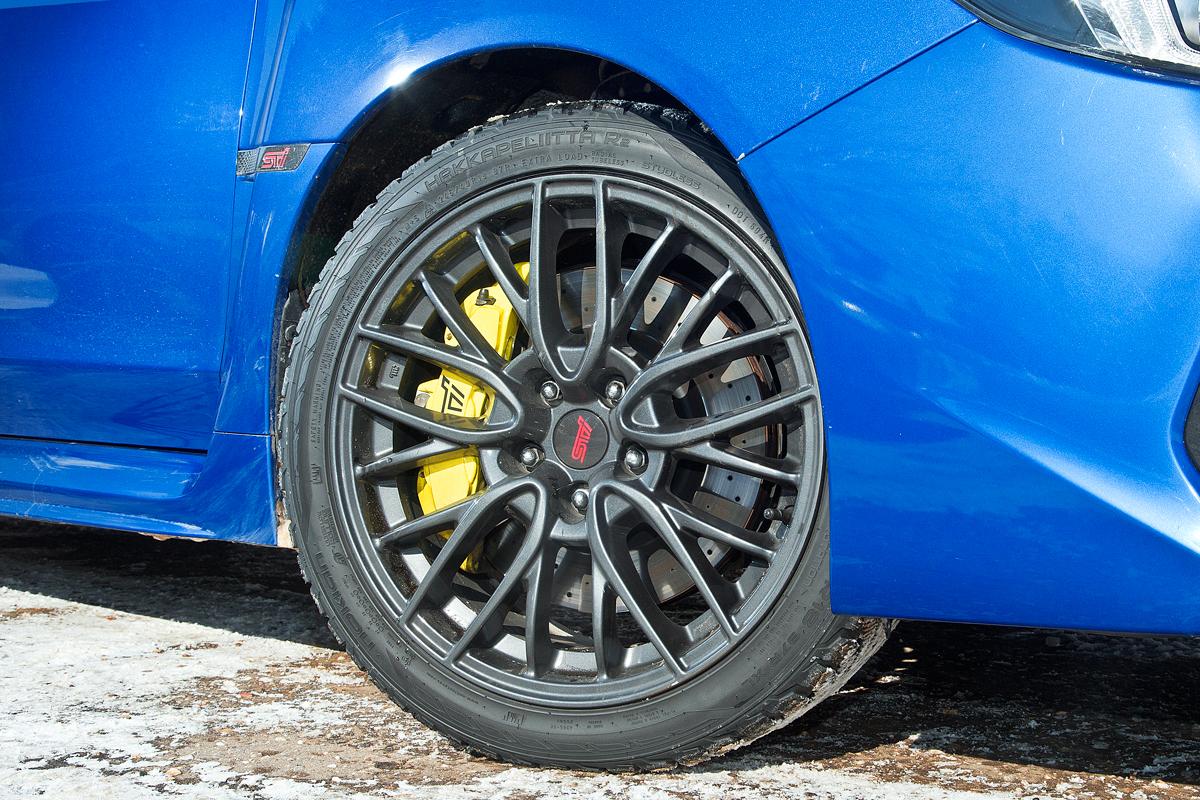 Зацеперы: Subaru WRX STI и BMW M340i xDrive. Дифференциалы или муфта?