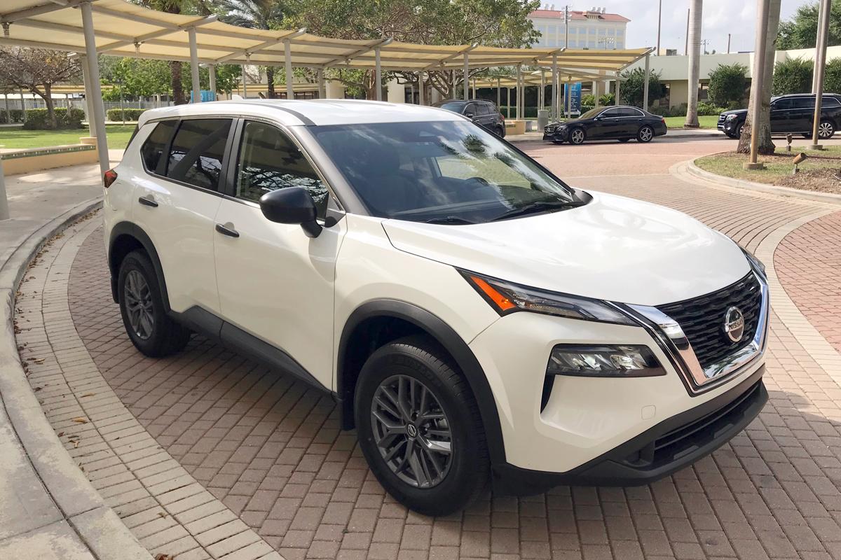 Новый Nissan Rogue — наш будущий X-Trail? Первый тест в Америке