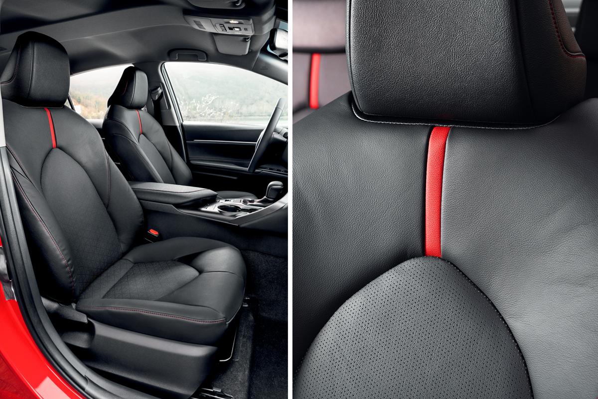 Обновленная Toyota Camry — куда везут новые моторы и коробки?