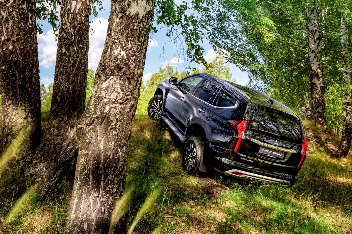 Прыг-Sport: рестайлинг Mitsubishi Pajero Sport, который не принес нормальной подвески