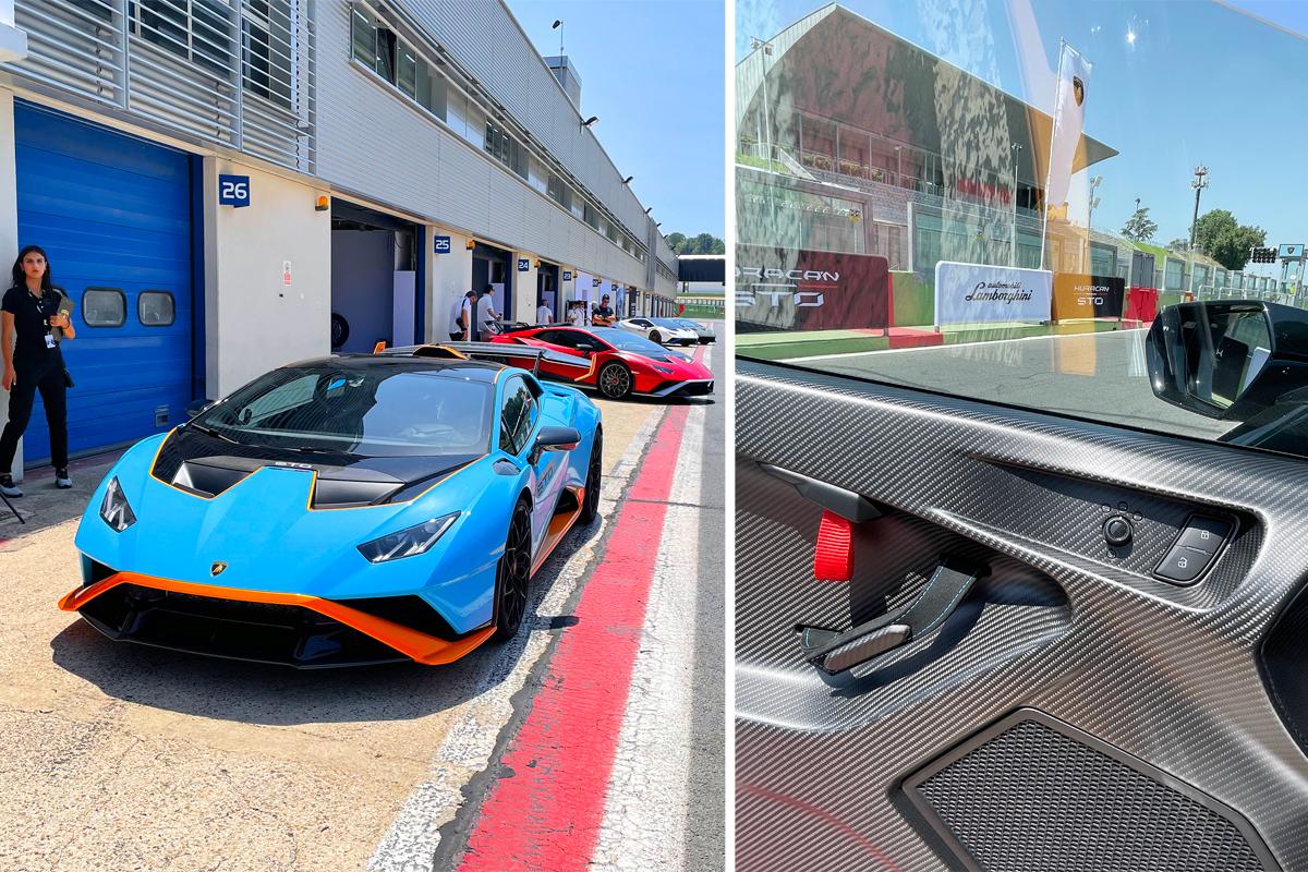 STO к одному — Lamborghini Huracan STO в роли идеального суперкара