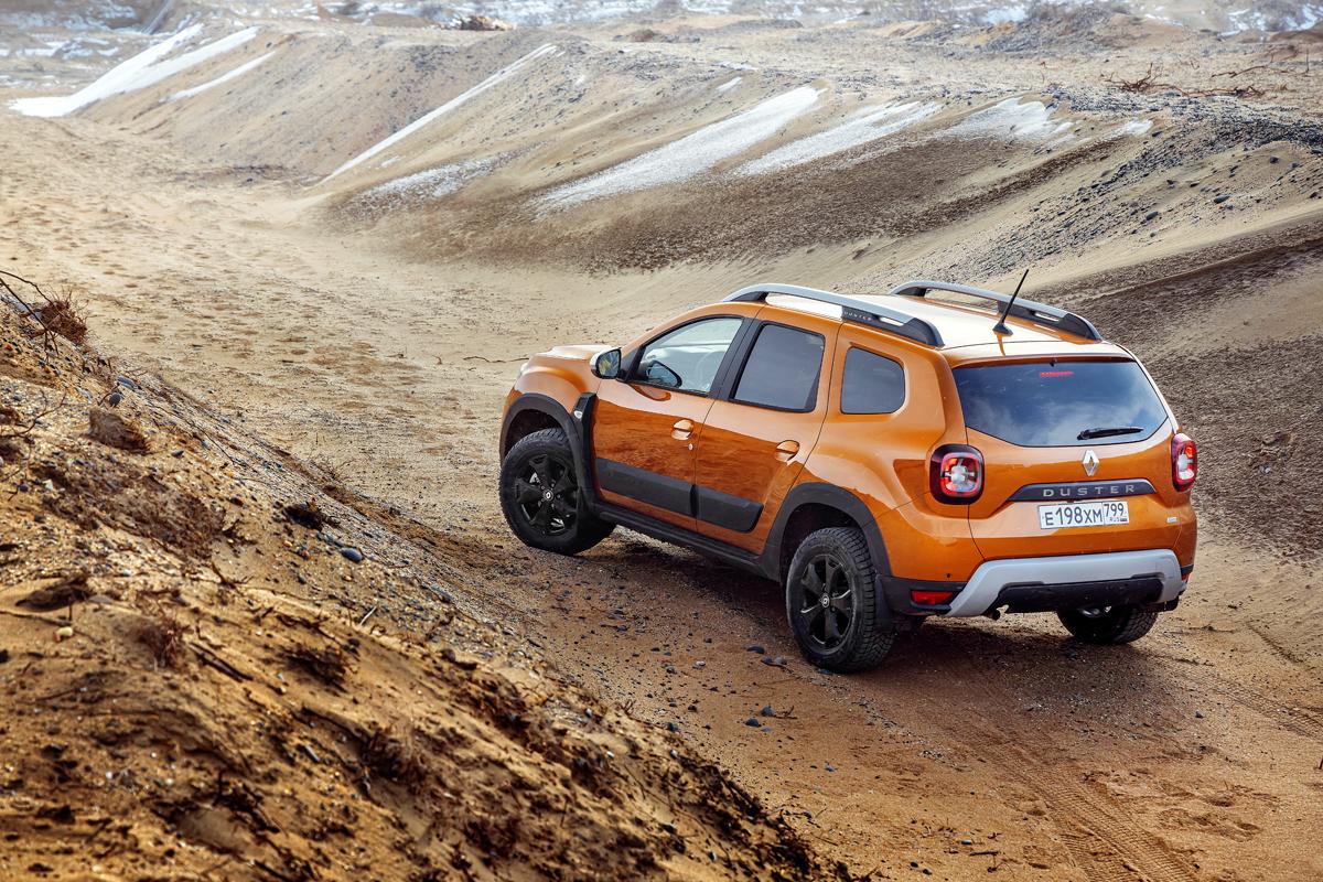 Новый Renault Duster на дорогах Дагестана: бензин или дизель?